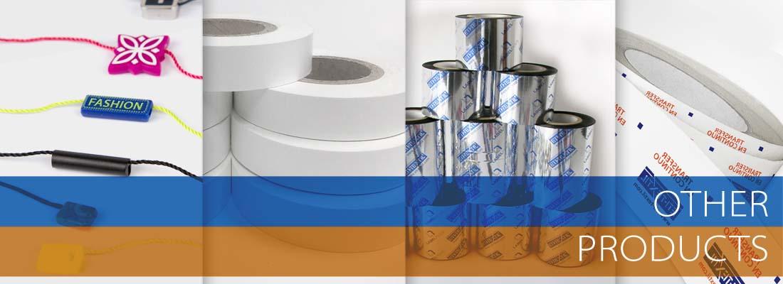 etiquetas adhesivas estándar